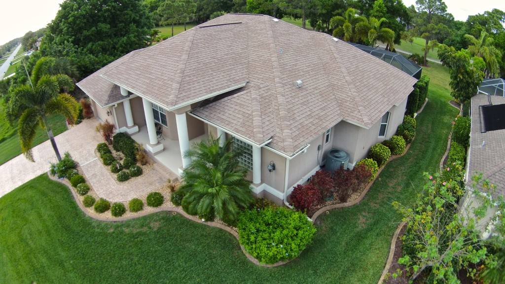 Miami Real Estate Drone Photography