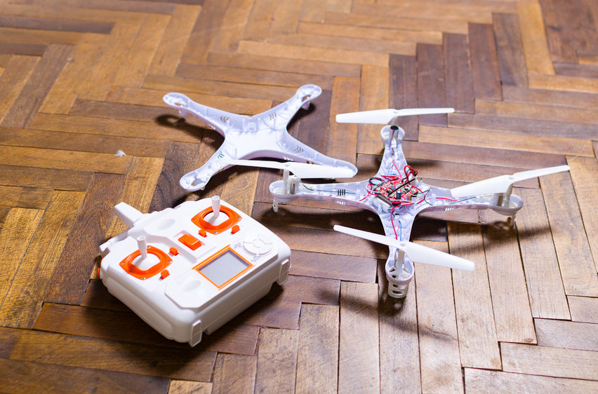 You Crashed Your Drone, NBD.